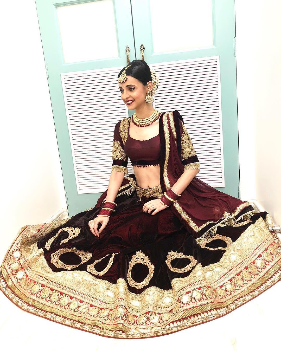 Hindi serial actress Sanaya Irani Pictures