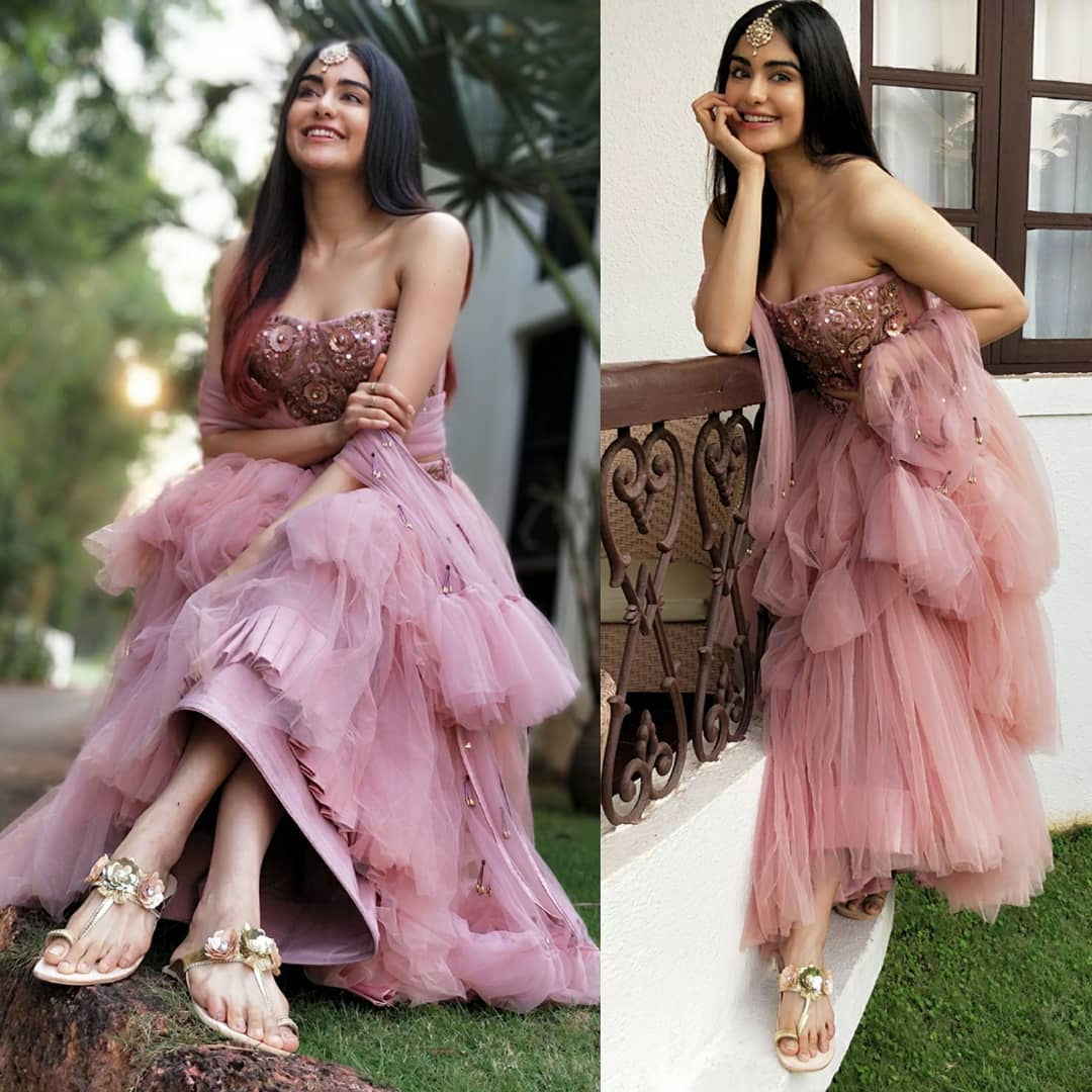Hot Pictures Adah Sharma