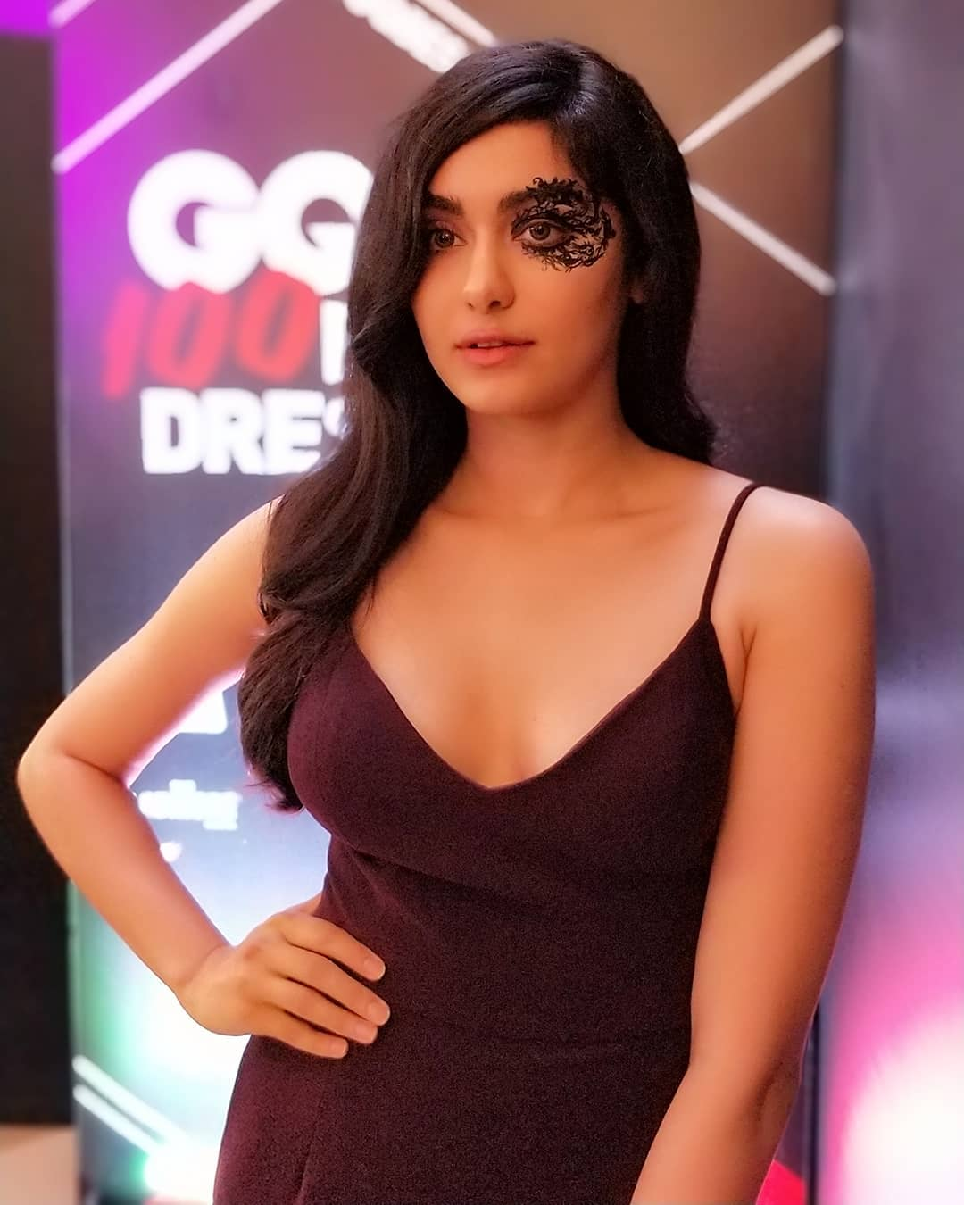 Hot Wallpapers for mobile Adah Sharma