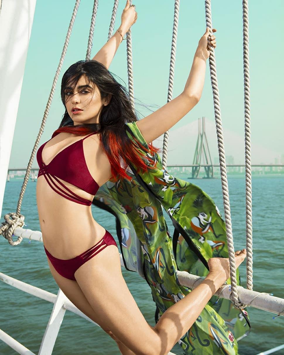 Latest Hot & Sexy Pics Adah Sharma