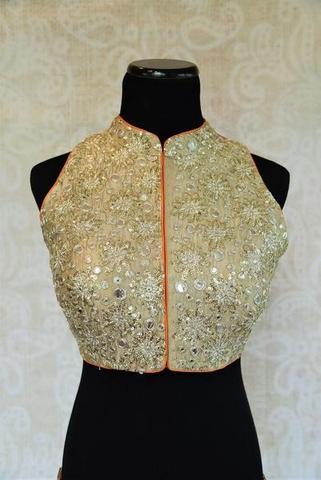 Mandarin collar overlap