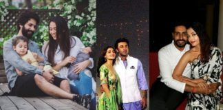 Top 5 Bollywood Power Couples