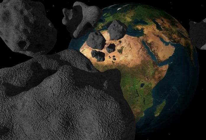 Asteroid Coming to Earth