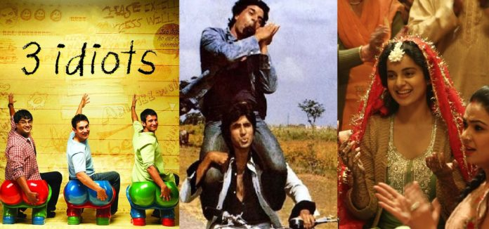 Top 5 Best Bollywood Movies of All Time