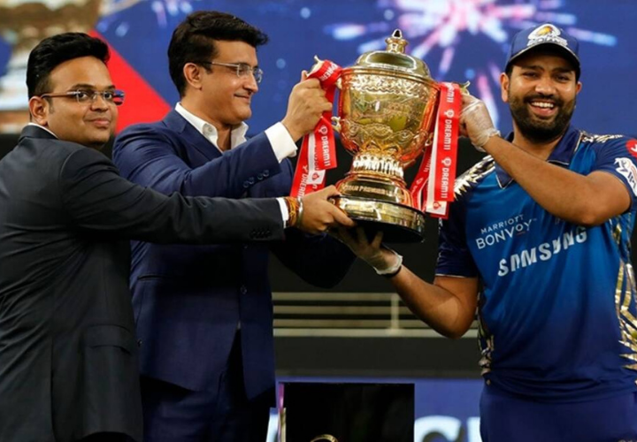 BCCI APPROVES 10 TEAMS FOR IPL FROM 2022