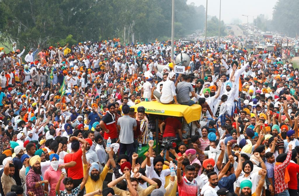 Farmers of the Country Demanding for Bharat Bandh on December 8
