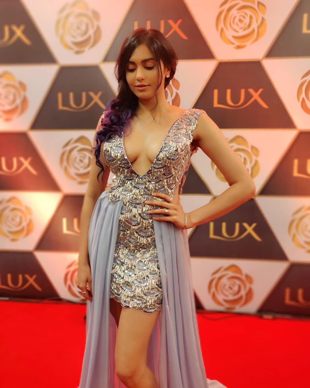Adah Sharma Hot Sizzler Sexiest HQ Pics