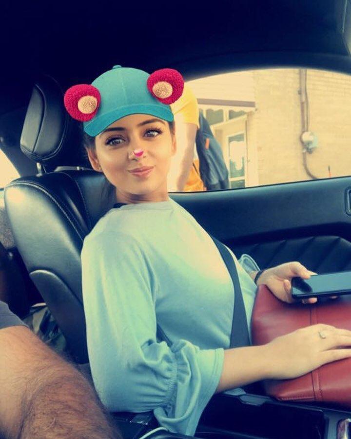 Cute Tania Snapchat photos