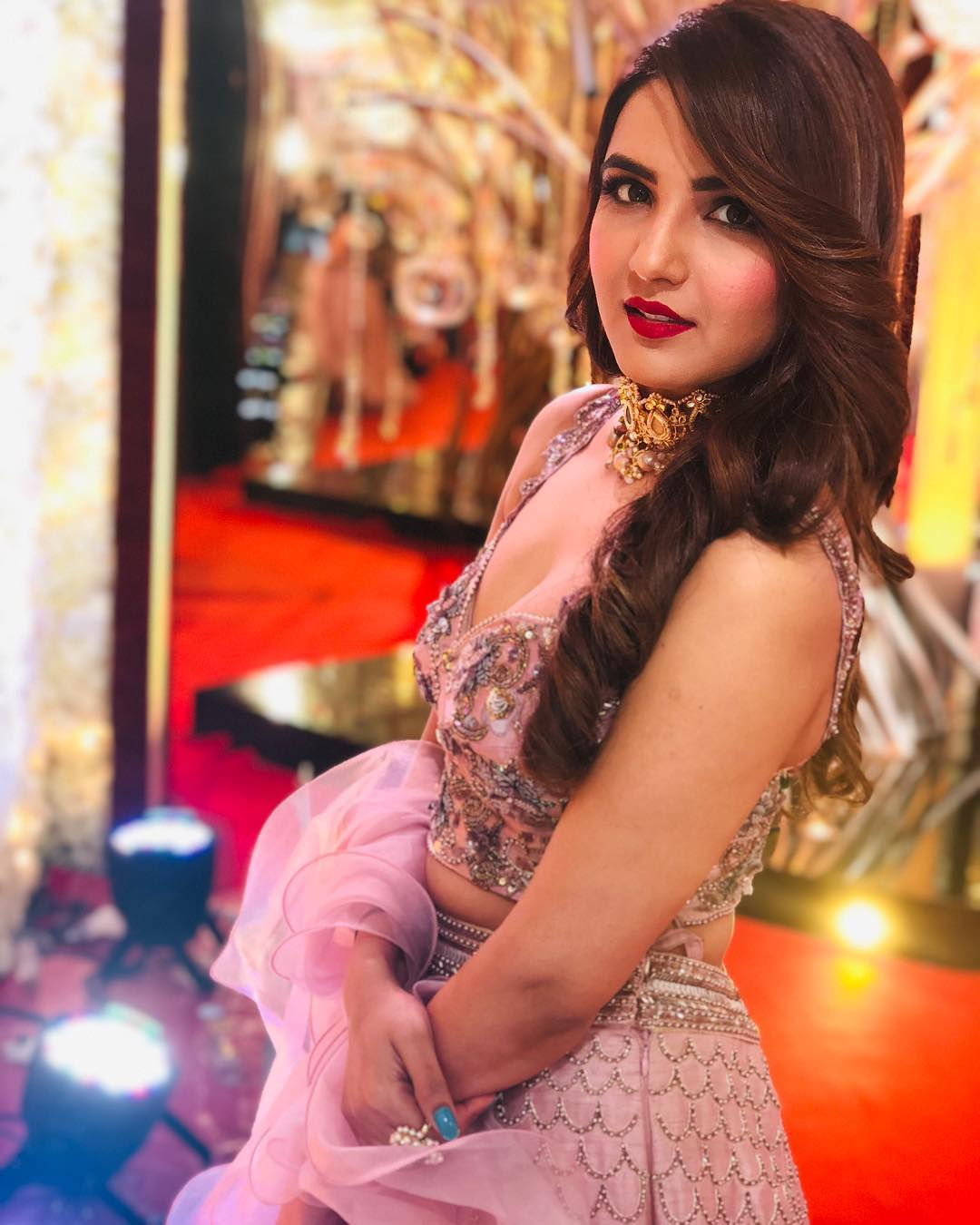 Best latest photos Jasmin Bhasin hot
