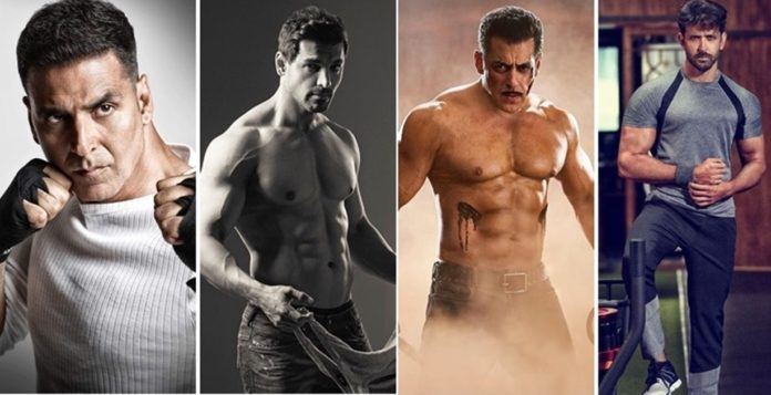 Who Are The Top 5 Fittest Bollywood Actors Over 40