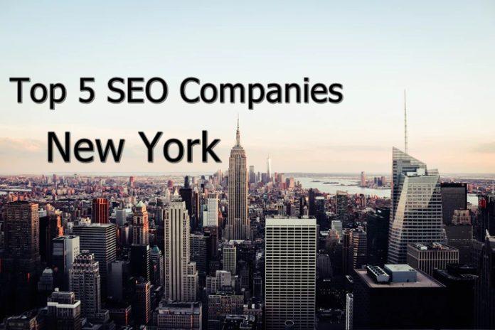 Top 5 SEO Companies in New York