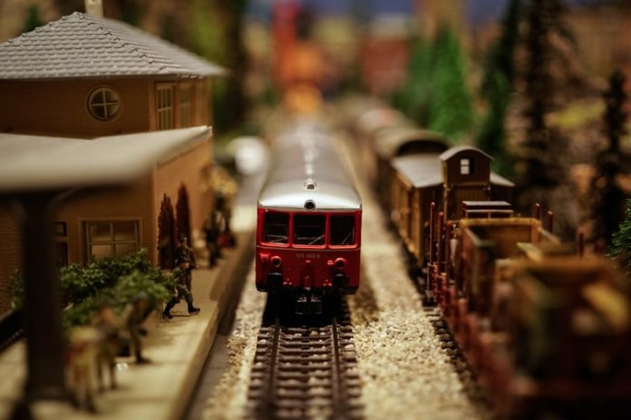 Train Set for Babies