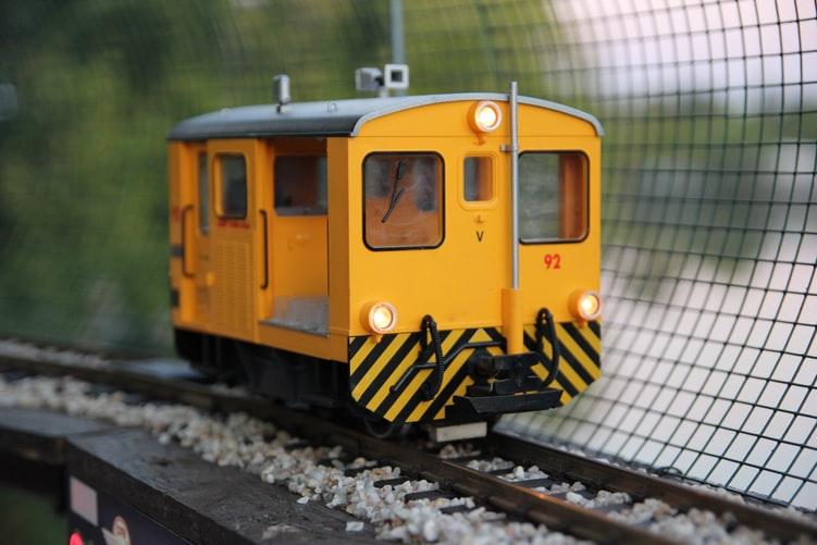 Train Set kids