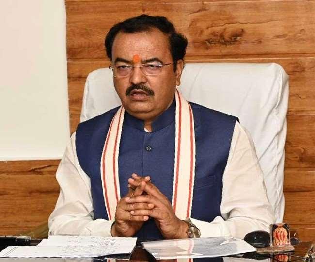 UP Deputy CM Keshav Prasad